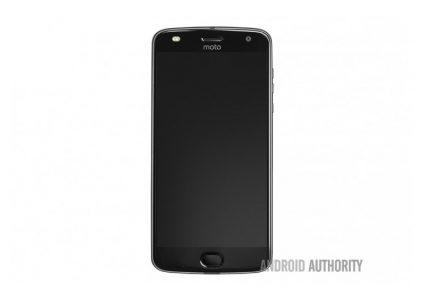 Новое изображение Moto Z2 демонстрирует лицевую панель смартфона