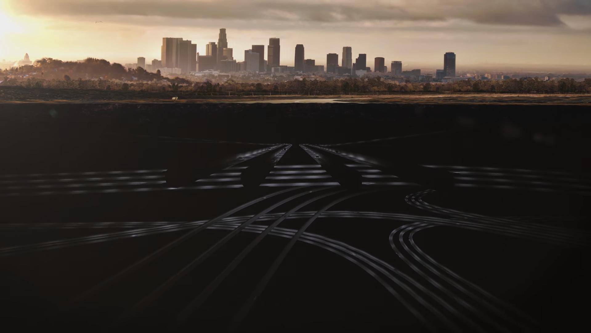 Tesla показала 1-ый тизер своего фургона