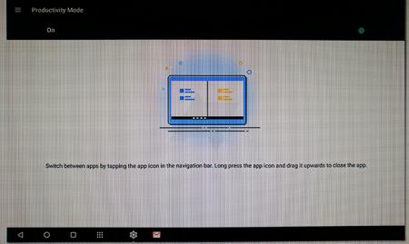 По слухам, Motorola готовит к выходу планшет на Android с режимом Productivity Mode