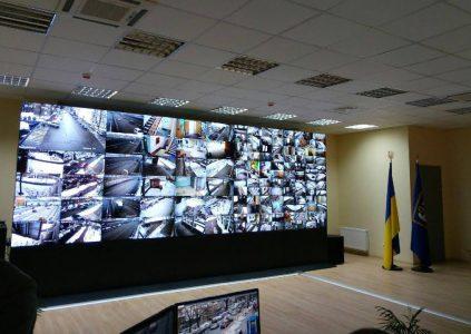 КГГА: В рамках программы «Безопасная столица» было установлено 249 дополнительных камер наблюдения в 13 основных локациях конкурса «Евровидение»