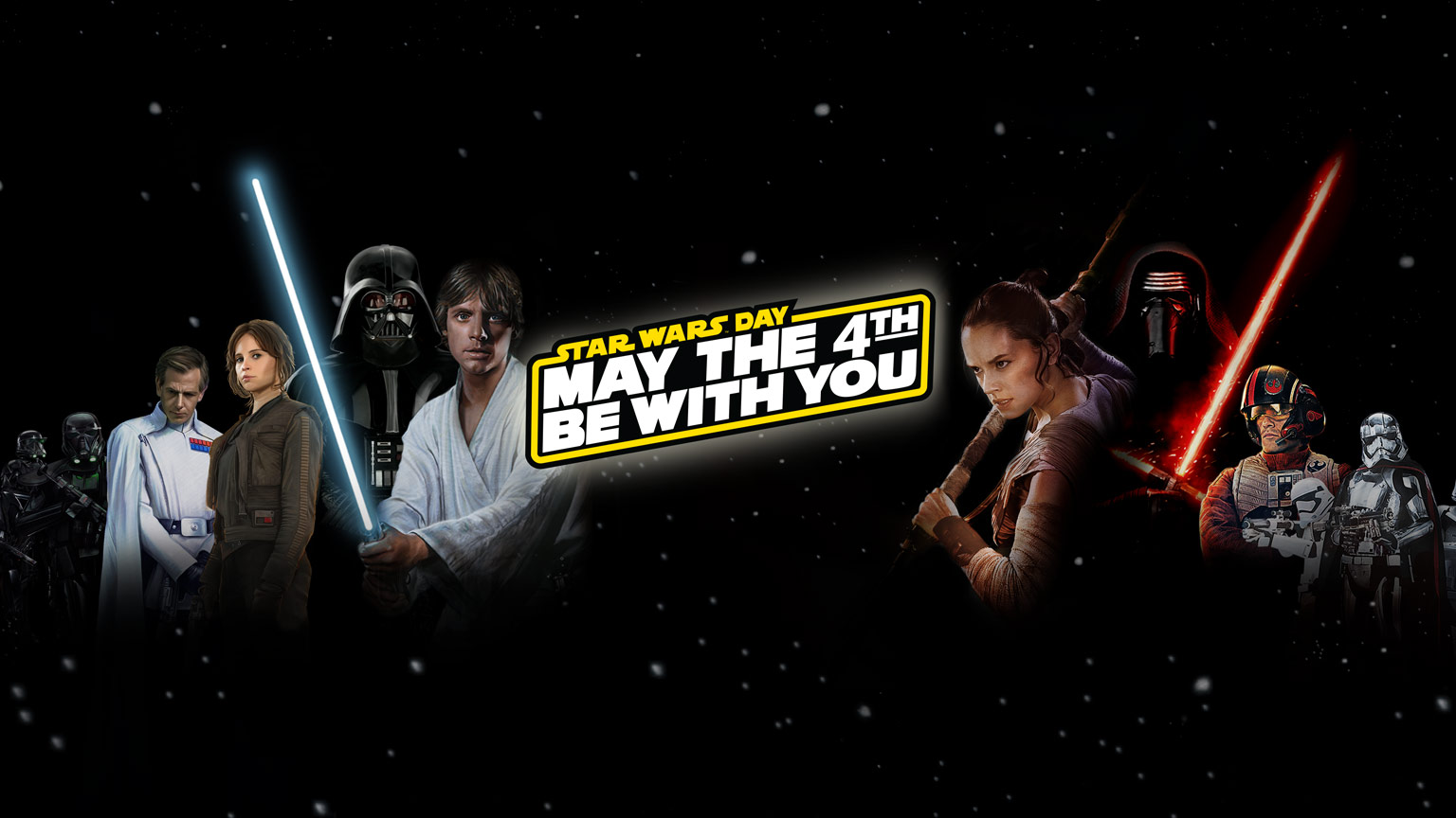 Игры по Звездным Войнам: «May the 4th be with you»: Steam, GOG, Humble Bundle и другие магазины объявили скидки на игры и сувениры по вселенной Star Wars