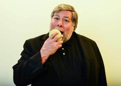 К нам едет Стив Возняк, 30 сентября соучредитель Apple выступит на форуме Olerom Forum 1 в киевском «Дворце спорта»