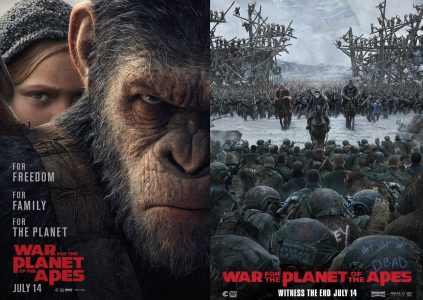 Вышел финальный трейлер фильма «Планета обезьян: Война» / War for the Planet of the Apes