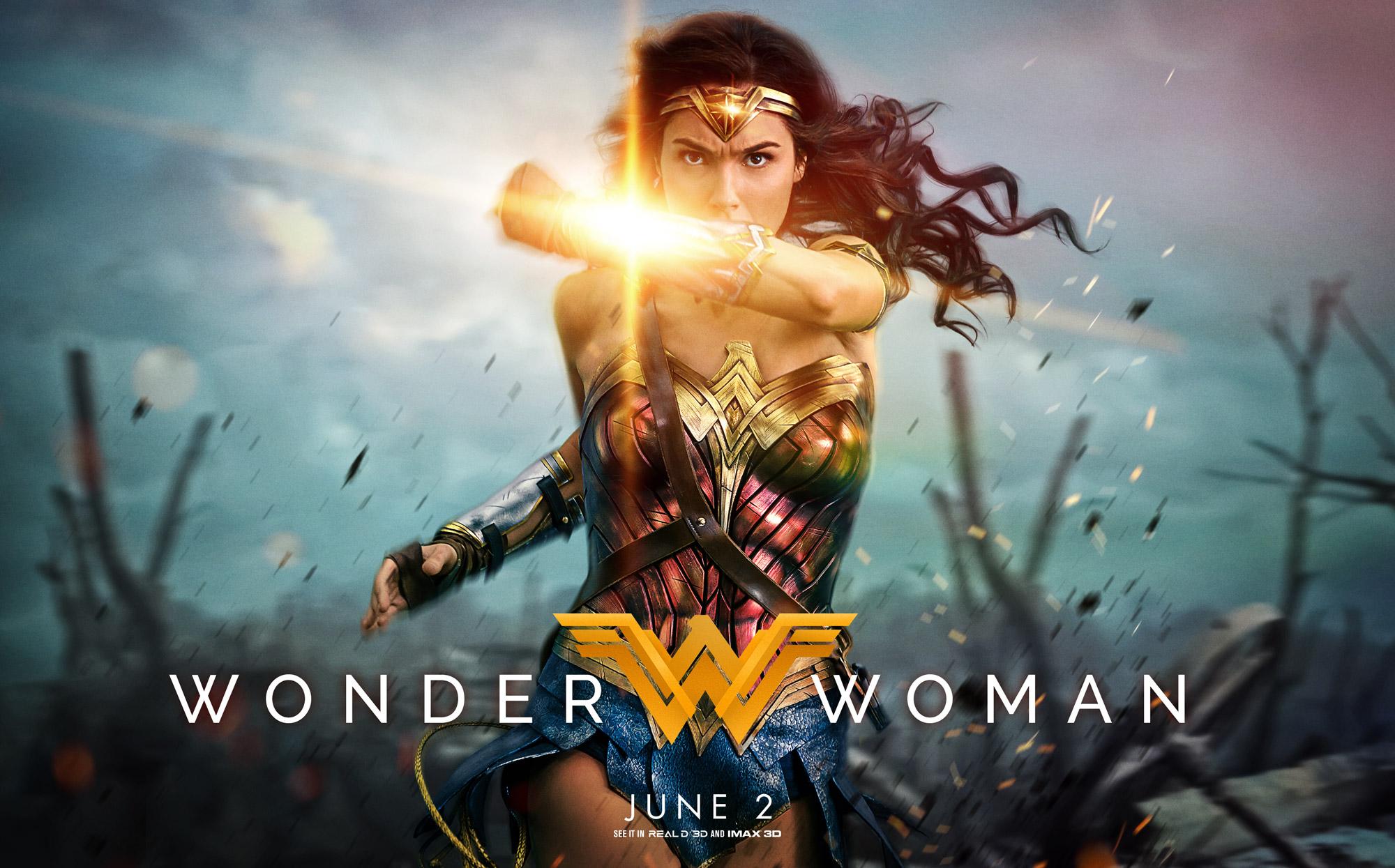 Принцесса амазонок спасает мир: вышел заключительный трейлер «Чудо-женщины»