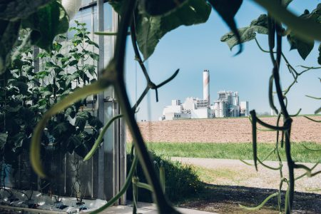В Швейцарии заработал завод по извлечению углекислого газа из воздуха