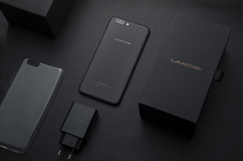 UMIDIGI Z1 и Z1 Pro - глобальная предварительная продажа