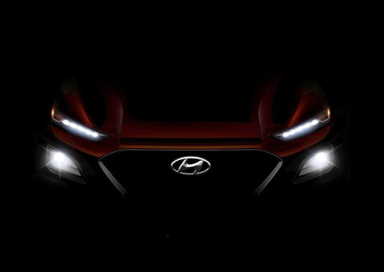 Кроссовер Hyundai Kona получит электрическую версию с запасом хода 350