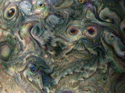 Космос глазами нейронных сетей: новые примеры инцепционизма от Google