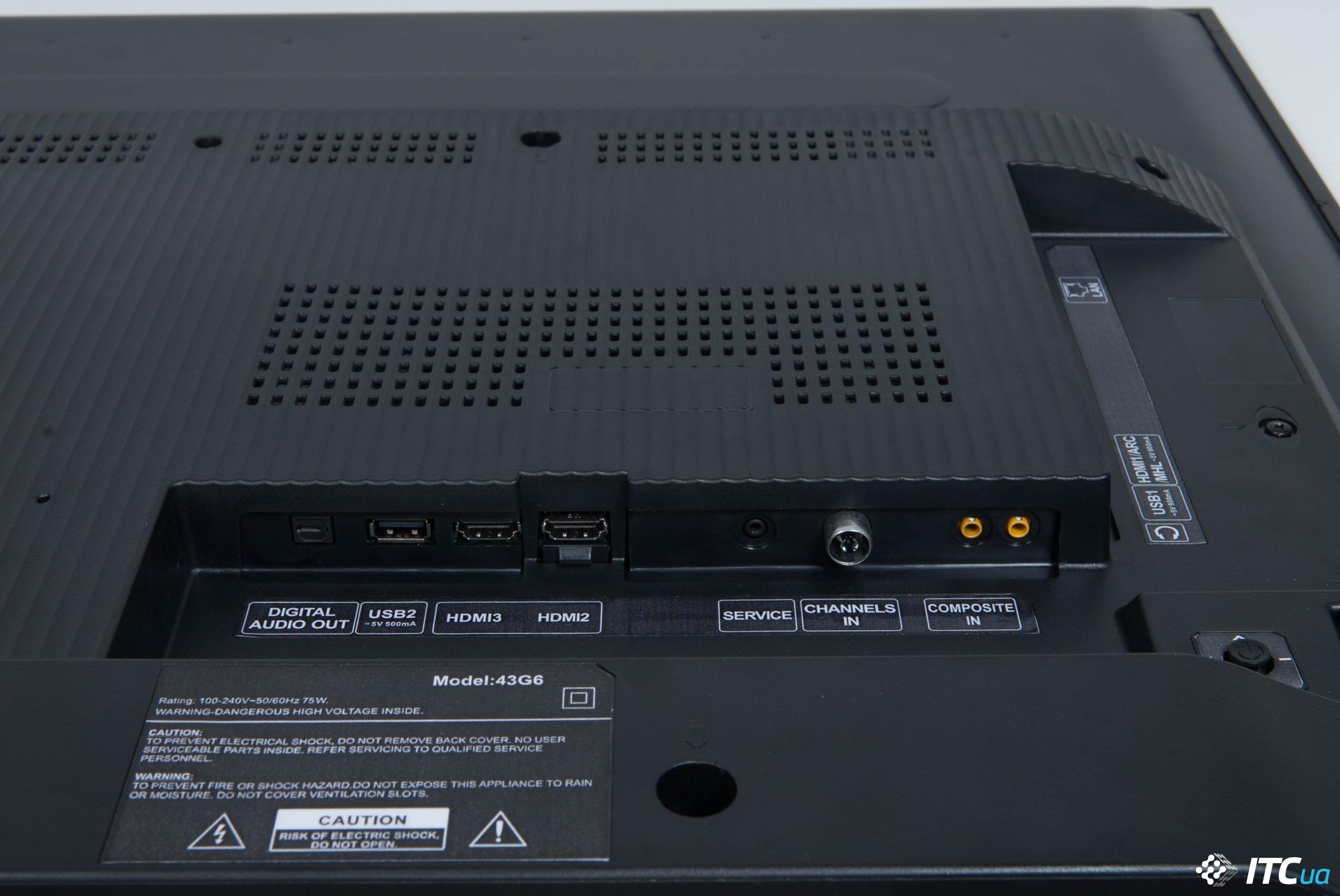 Ultra HD телевизор LG 49UH651V характеристики обзоры