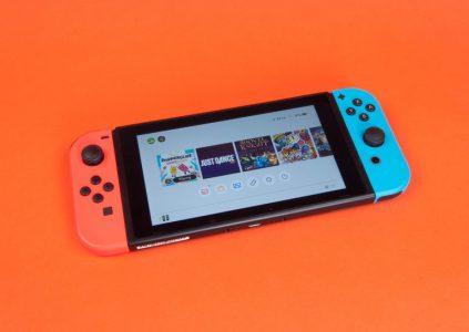 Nintendo Switch: игровая система «2-в-1»