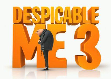 Despicable Me 3 / «Никчемный я 3»