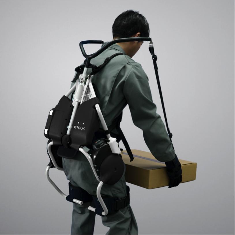 Экзоскелеты Panasonic к 2020 году планируют использовать для демонтажа АЭС в Японии