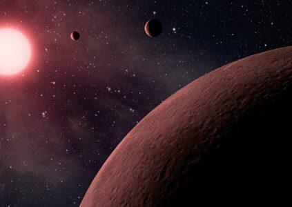 NASA обнаружило 10 новых планет, похожих на Землю
