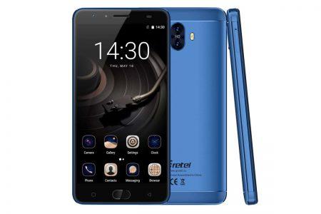 Gretel GT6000 – доступный смартфон с двумя камерами и аккумулятором 6000 мАч