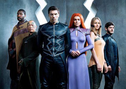 Marvel опубликовал первый трейлер фантастического сериала Inhumans / «Сверхлюди» («Нелюди»)