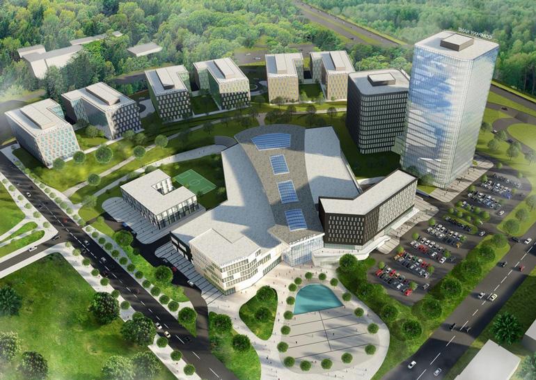 Во Львове запускают проект Innovation District IT Park