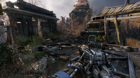 Metro Exodus: новая игра про постапокалиптическую Россию украинской студии 4A Games