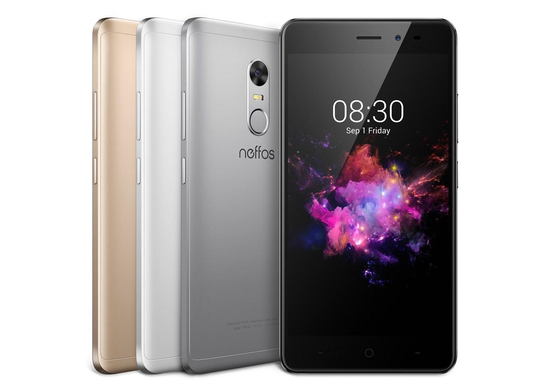 Смартфон Neffos X1 Max вышел в РФ