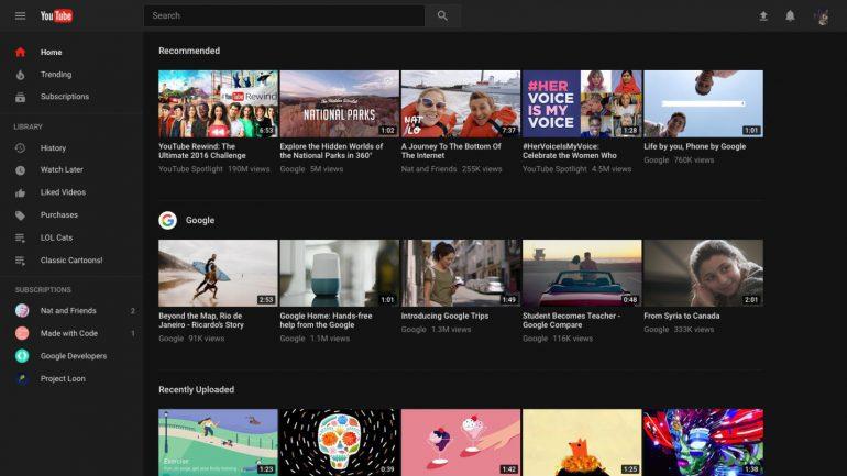 YouTube на VidCon: 1,5 млрд ежемесячно авторизованных зрителей, новые функции и возможности