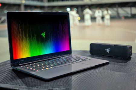 Razer выпустил обновленную версию игрового ультрабука Blade Stealth с 13,3-дюймовым дисплеем в 12,5-дюймовом корпусе