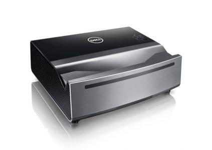 Dell представляет первый в мире 4K Ultra HD лазерный проектор