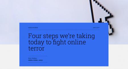 YouTube будет использовать ИИ для борьбы с экстремистским контентом