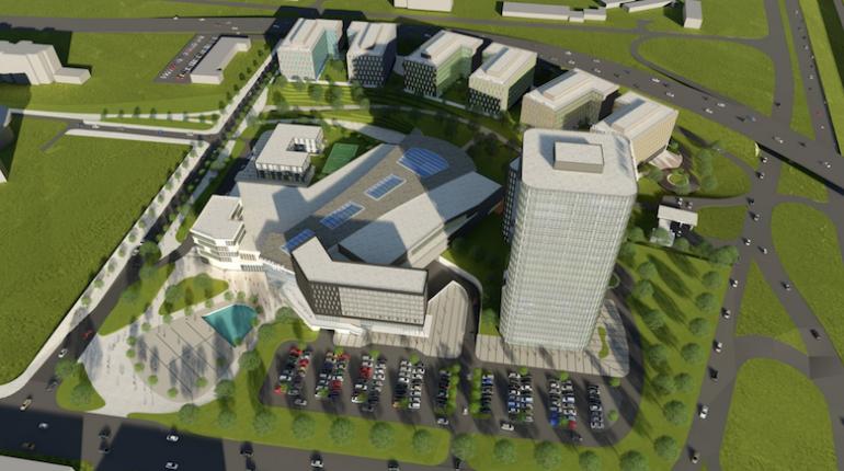 Инвестиции в создание Innovation District ІТ Park во Львове составят $95 млн