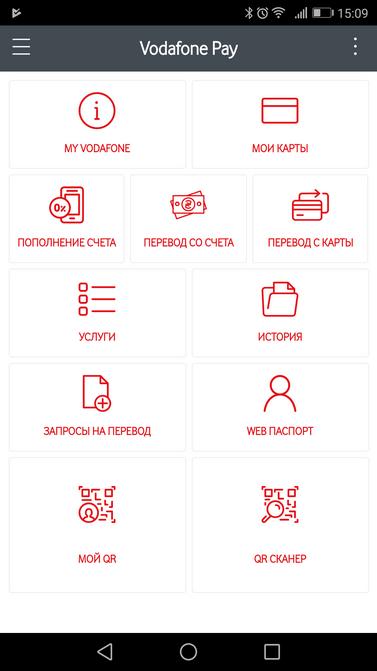 Vodafone Pay: первый блин комом?