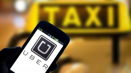 Uber поднял тарифы и ввел поминутную оплату во Львове, Днепре, Харькове и Одессе