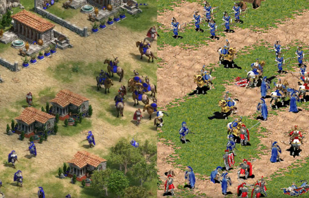 Microsoft выпустит оригинальную Age of Empires в 4К