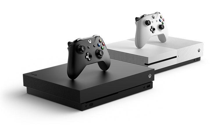 Microsoft представила новую игровую консоль Xbox One X (Project Scorpio)