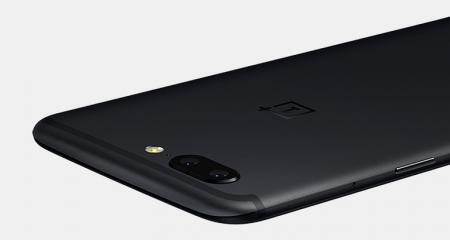 Официальное изображение смартфона OnePlus 5, сзади он действительно будет похож на iPhone 7 Plus