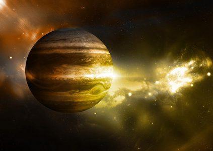 Юпитер признан самой старой планетой Солнечной системы