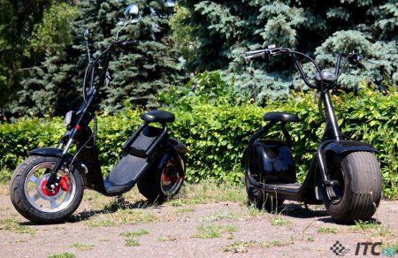 Электрический скутер CityCoco: развлечение на уик-энд или транспорт на каждый день?
