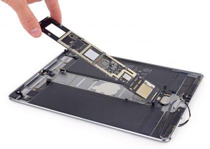 iFixit и GeekBench подтвердили, что в новых планшетах iPad Pro 10,5″ и 12,9″ установлено по 4 ГБ оперативной памяти