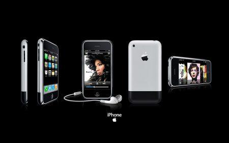 Первый iPhone поступил в продажу 10 лет назад: краткий экскурс в историю линейки