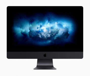 Apple iMac Pro – профессиональная версия десктопа с 5K-дисплеем, процессорами Intel Xeon и графикой AMD Radeon Vega по цене от $4999