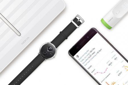 С этого момента устройства Withings выпускаются под брендом Nokia