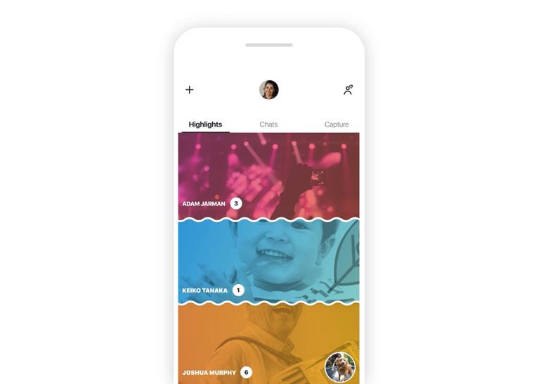 ВSkype изменился дизайн ипоявился пообразу иподобию «Историй»