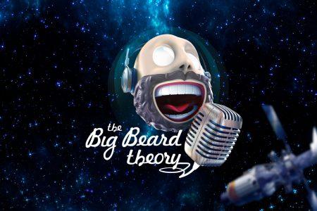 Подкаст The Big Beard Theory 162: Космическая архитектура