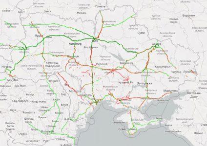 Проект «Дороги Украины» обновил приложение для Android