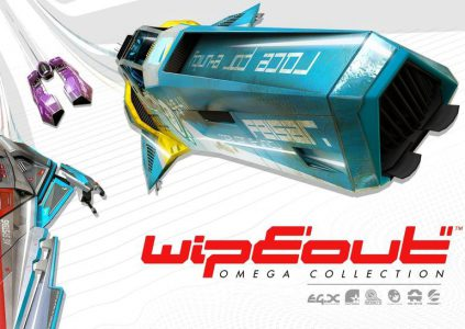 WipEout Omega Collection: педаль в пол