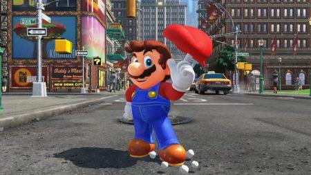 В Super Mario Odyssey не будет надписи Game Over