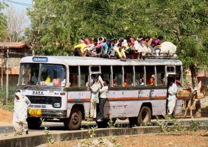 Правительство Индии выступает против внедрения самоуправляемых автомобилей, чтобы не допустить потери рабочих мест водителями