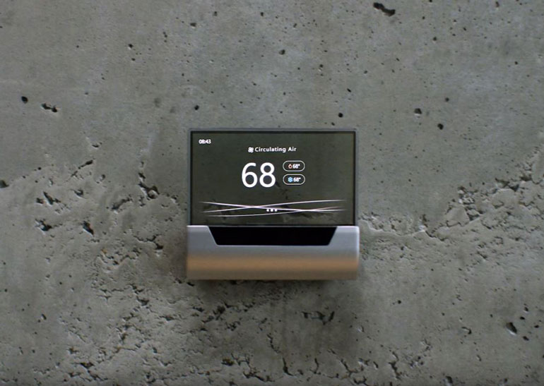 Microsoft анонсировала «умный» термостат сголосовым ассистентом Cortana