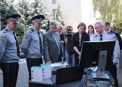 Киберполиция Украины получила от ОБСЕ спецоборудование для противодействия киберугрозам