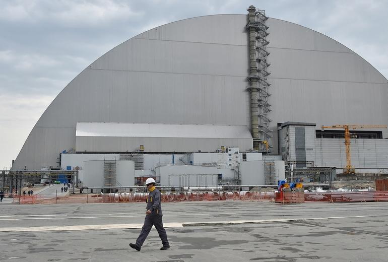 Натерритории ЧАЭС появится солнечная электростанция за $1,25 млрд