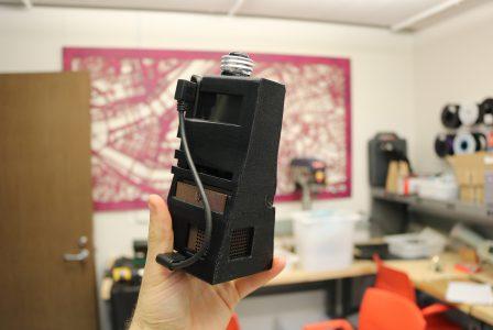 Desktopography – уникальный проектор, создающий дополненную реальность на любых поверхностях