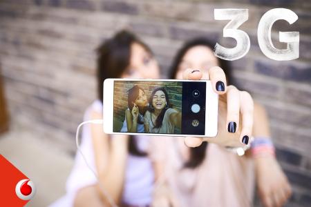 «Успеть до 4G»: В июне 3G-покрытие Vodafone появилось более чем в 300 населенных пунктах Украины