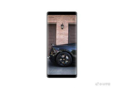 Опубликованы новые рендеры и некоторые характеристики смартфона Samsung Galaxy Note8